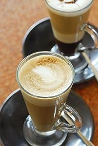 Cafetera Oster Primalatte BVSTEM6601 latte macciato