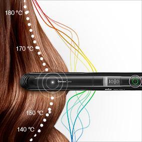 Braun Satin Hair 7 SensoCare ST780 - Plancha de pelo