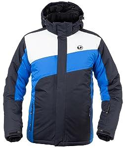 Ultrasport Chaqueta de invierno/esquí para hombre Zermatt con Ultraflow 10.000