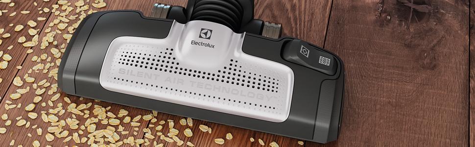 Electrolux ZUSORIGDB+ Aspiradora silenciosa con bolsa y cepillo ...