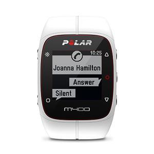 Polar M400 HR - Pulsometro y reloj de entrenamiento con GPS ...