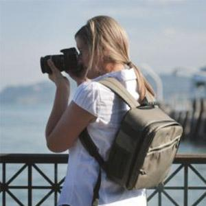 Lowepro Photo Traveler 150 - Mochila con compartimientos para ...