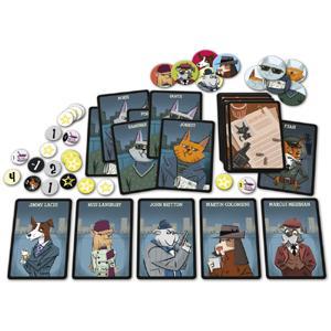Devir - Checkpoint Charlie, juego de cartas, edición española (BGCHECK)