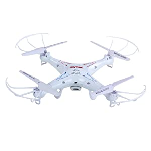 Amazon.es: Syma X5C Explorers 2.4G - Dron Quadcopter de 6 ejes con ...