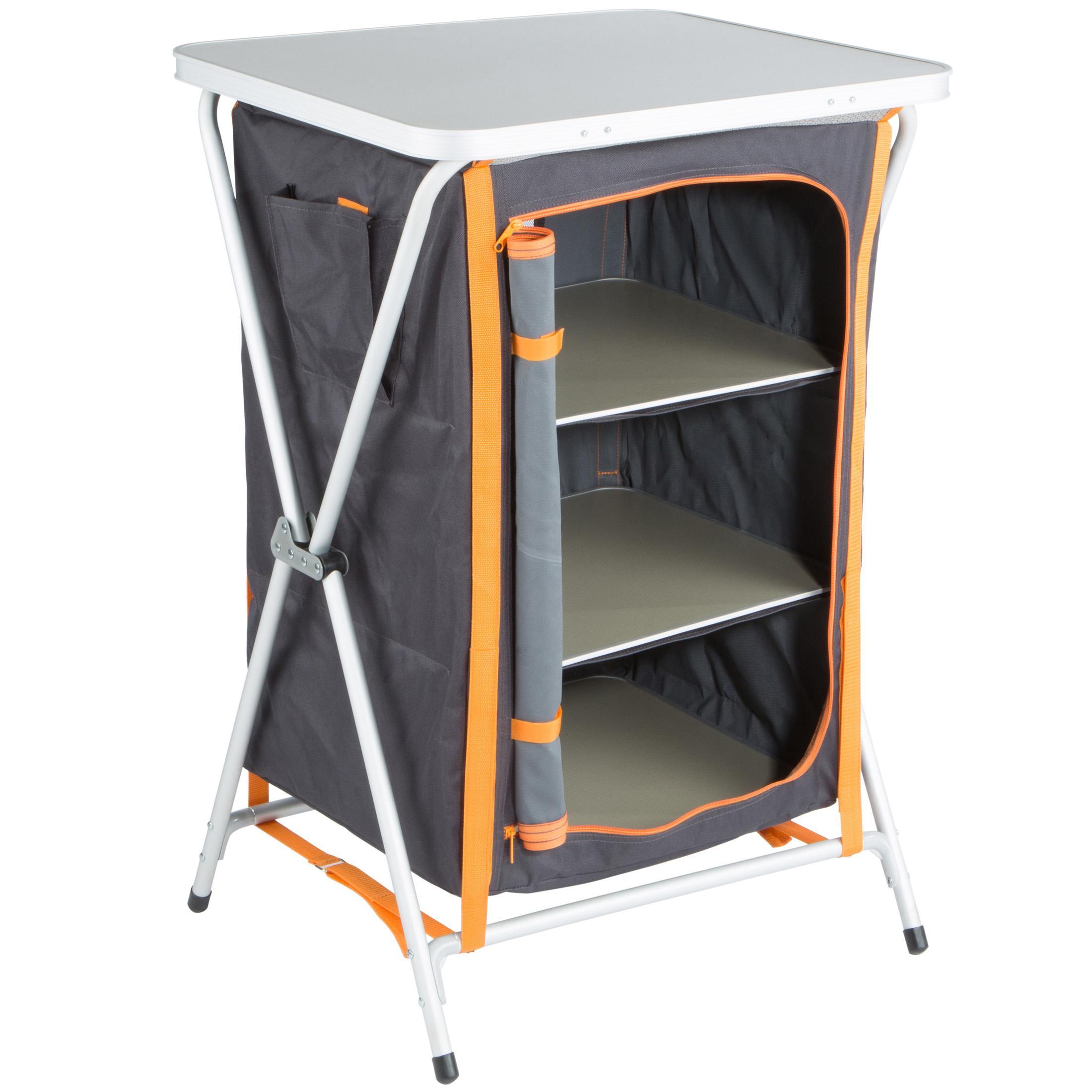 Ultrasport armario para camping armario plegable for Armario plegable camping