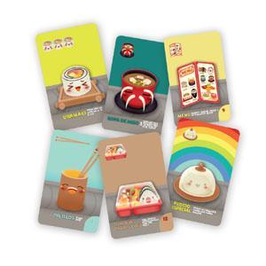 Sushi go party juego de mesa cartas