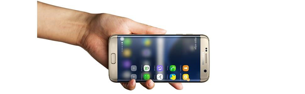 Samsung Galaxy S7 edge - Smartphone libre Android (pantalla 5.5 ...