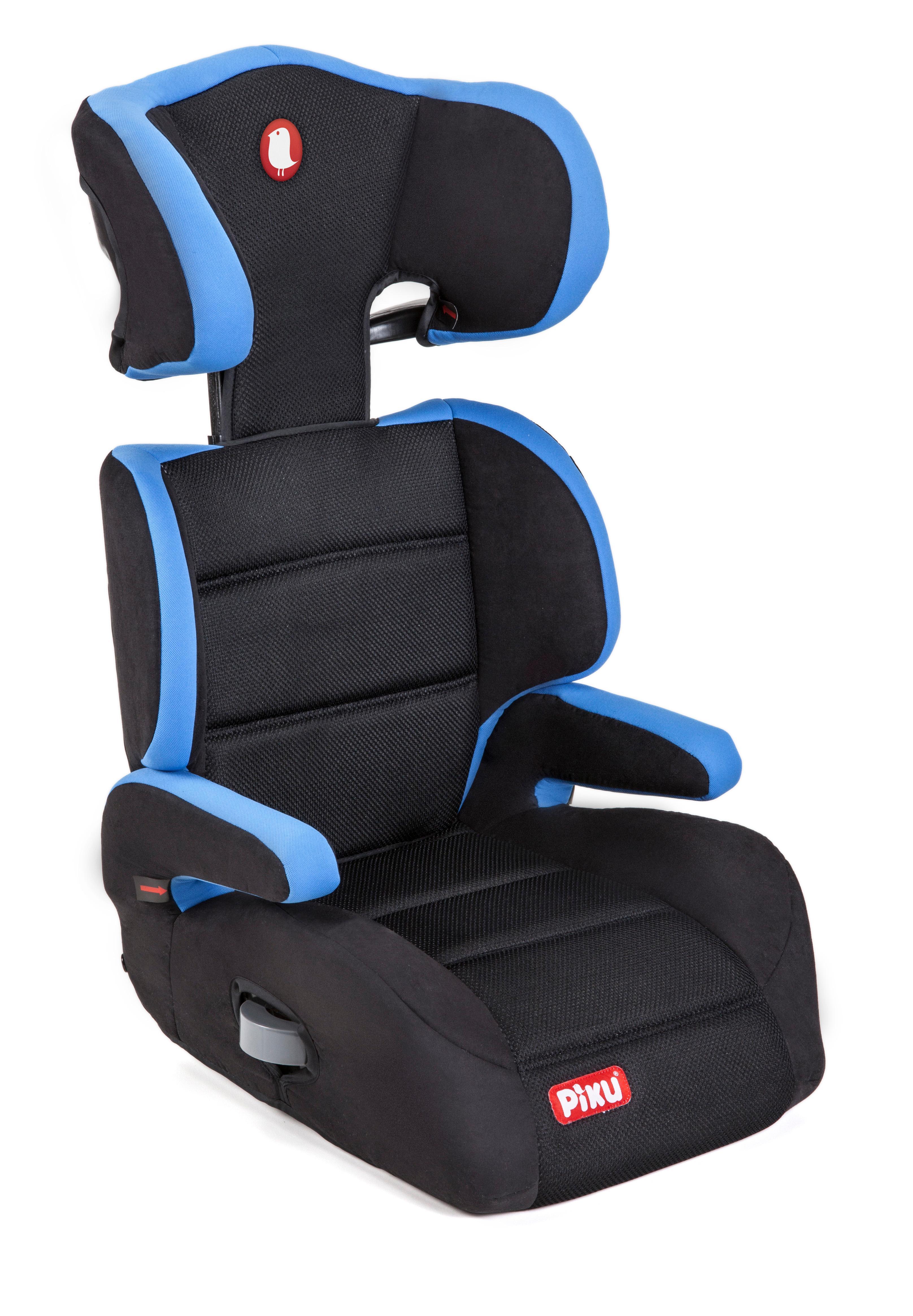 Piku 6227 silla de coche grupo 2 3 15 36 kg 3 12 a os for Silla coche nino 7 anos
