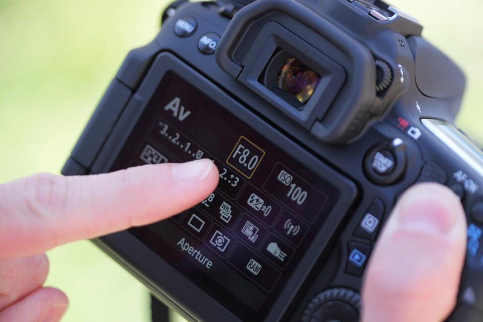 Canon EOS 70 D - Cámara réflex Digital de 20.2 MP