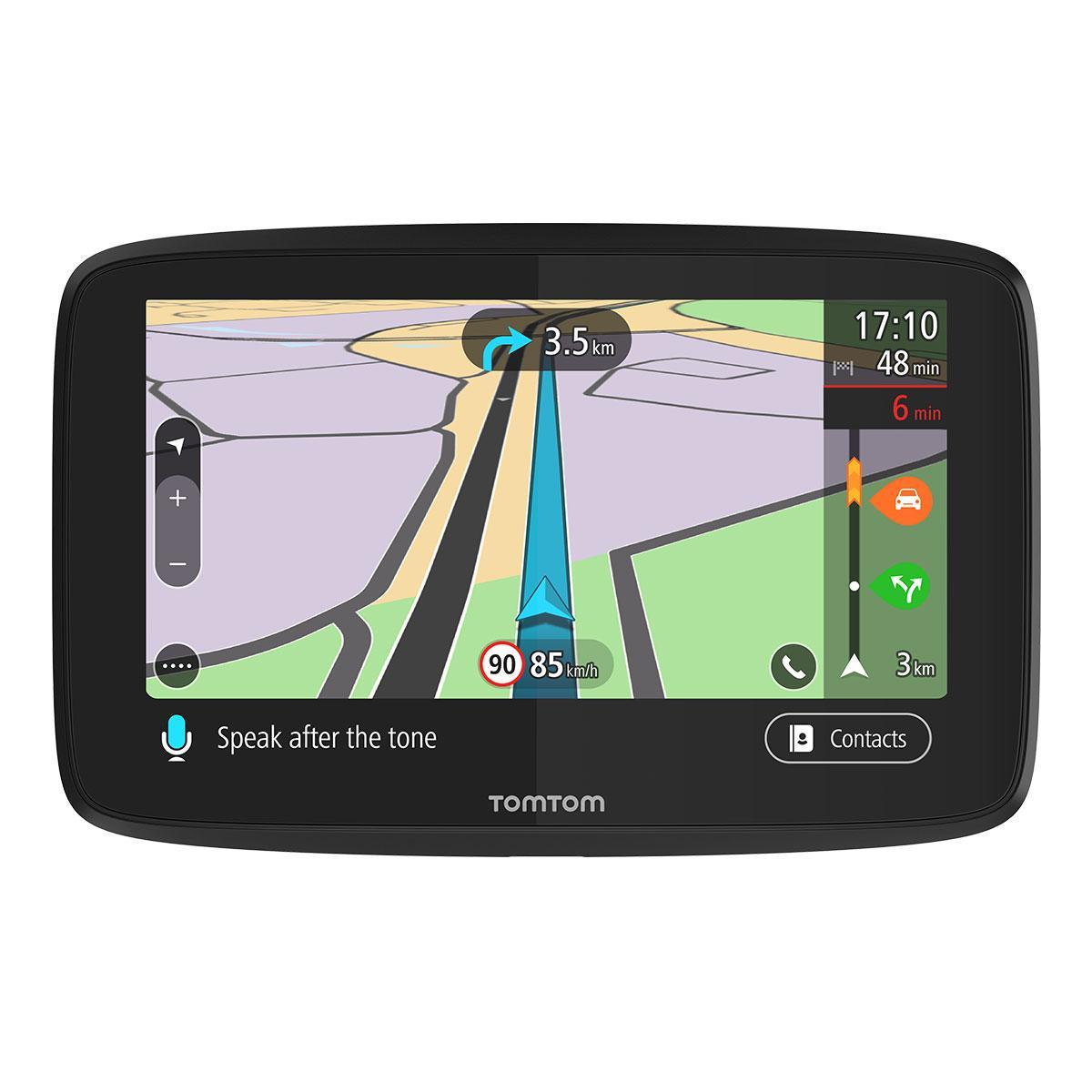 TomTom GO 520 - Navegador 5 pulgadas, llamadas manos