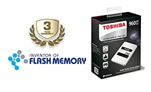 Toshiba Q300 RG4 (TLC) - Disco SSD de 240 GB: Amazon.es: Informática