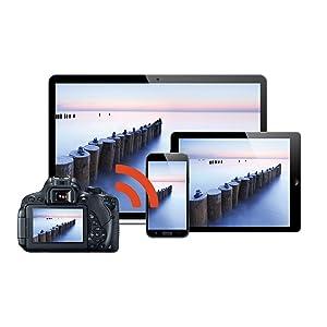 Eye-Fi MobiE - Tarjeta de Memoria SecureDigital de 8 GB (Clase 10, SDHC), Naranja