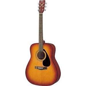 Yamaha F310P - Kit de guitarra clásica, color marrón y amarillo + ...