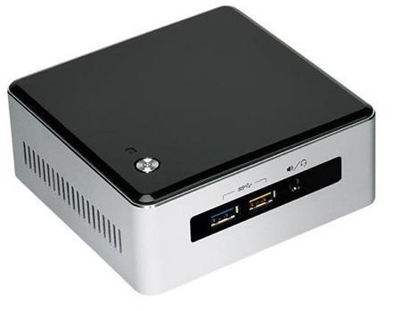 Intel NUC 5i5RYH - MiniPC (Intel Core i5-5250U, No incluye memoria ...