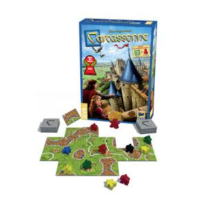 Devir - Carcassonne, juego de mesa (versión en castellano): Amazon ...