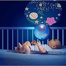Chicco-00 002429 200 000 Estrellas Mágicas Azul, Color ...