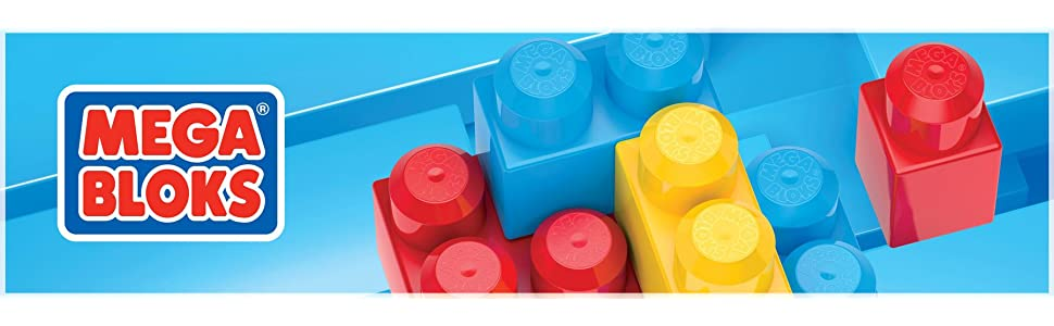 Mega Bloks - Correpasillos 3 en 1 Jeep, Color Verde DBL17
