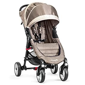 City Mini 4, Baby Jogger