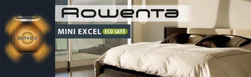 Rowenta Mini Excel Eco SO9265F0 Calefactor cerámico de
