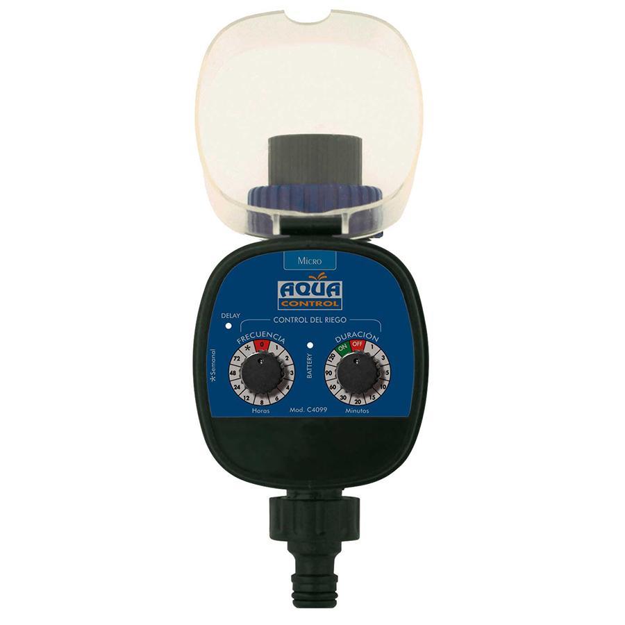 Aqua control c4061 kit de riego para balcones - Programador para riego ...