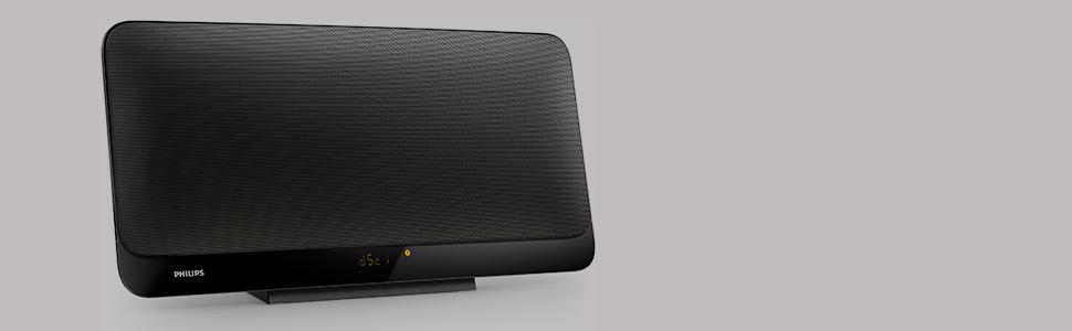 Philips BTM2460 - Microcadena con Bluetooth (multipair, reproduce ...