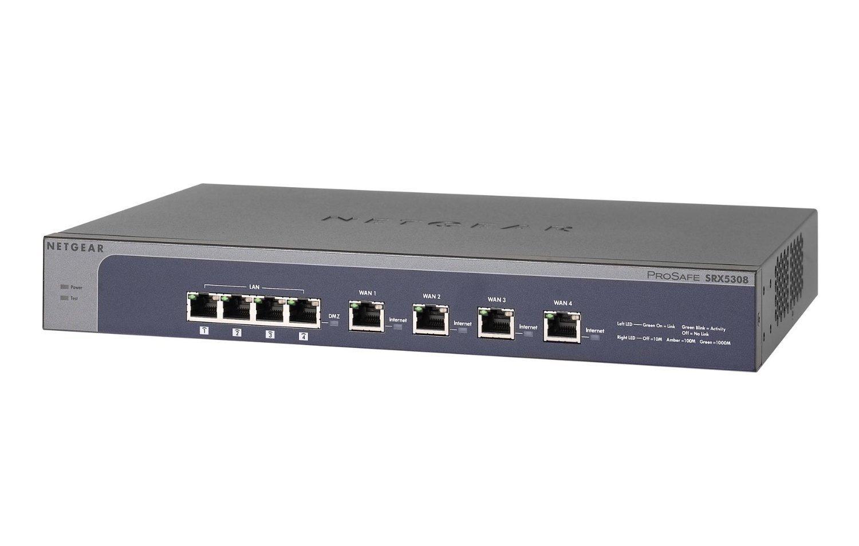 Netgear ProSafe FVS336G - Cortafuego (SSL, Ipsec VPN