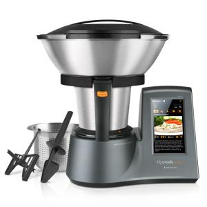 Taurus Mycook Touch Black Edition Robot Cocina A Inducción Por 495 04