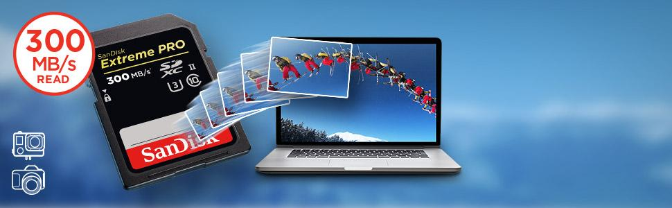 SanDisk Extreme Pro, Tarjeta de Memoria Extreme, 1, Black: Sandisk ...