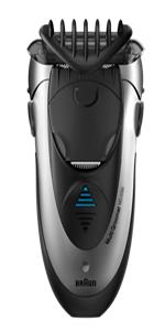 Braun MG5090 - Afeitadora multifunción con tecnología wet & dry: Amazon.es: Salud y cuidado personal