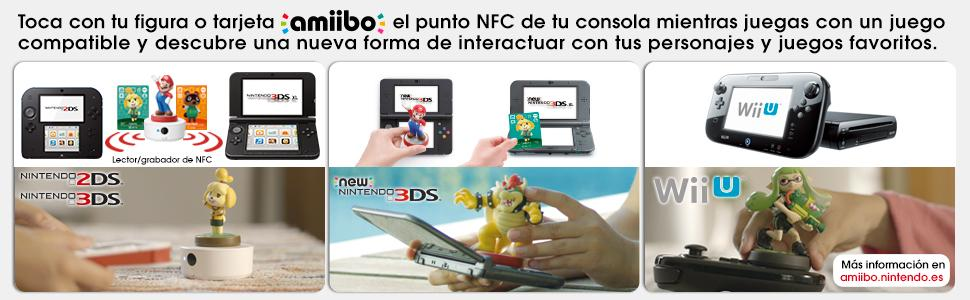 Nintendo - Figura Amiibo Smash Mii Fighter (Karateka Mii ...