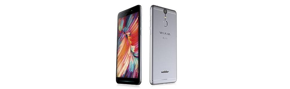 Wolder WIAM #65 - Smartphone Libre (5,5