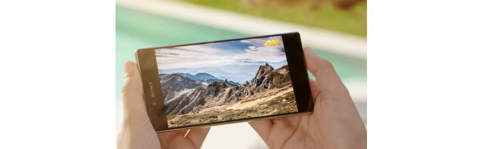 Sony Xperia Z5 Premium - Smartphone de 5.5