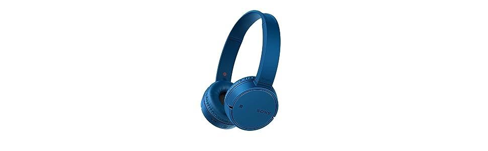 Sony MDRZX220BTL.CE7 - Auriculares Plegables de Diadema