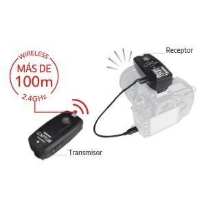 Hahnel 1000 710.1 - Disparador Remoto: Amazon.es: Electrónica