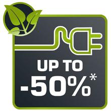 Rowenta SO9265 Mini Excel Eco Safe Ahorro de energía