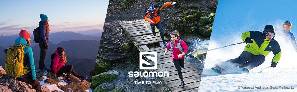 Salomon Trail 20 Mochila Nylon Púrpura - Mochila para portátiles y ...