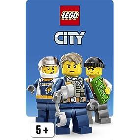 LEGO City - Centro de Control Móvil, Juguete de Policía de