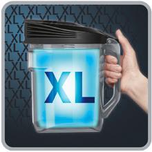 Capacidad XL: 2,5L