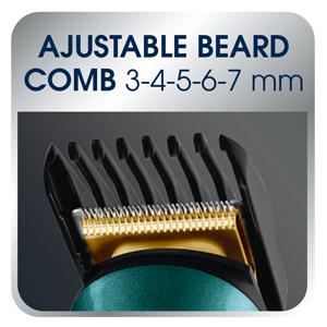 Rowenta Trim & Style TN9130 Estilo de barba perfecto