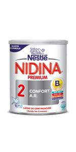 ... nidina, Nestle Nidina , Nutricion infantil, leche infantil, leche en polvo, nidina