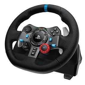 Logitech G29 Driving Force Volante de Carreras y Pedales, Force ...