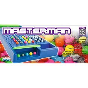 Falomir Masterman, Juego de Mesa, Clásicos (23027): Amazon.es: Juguetes y juegos