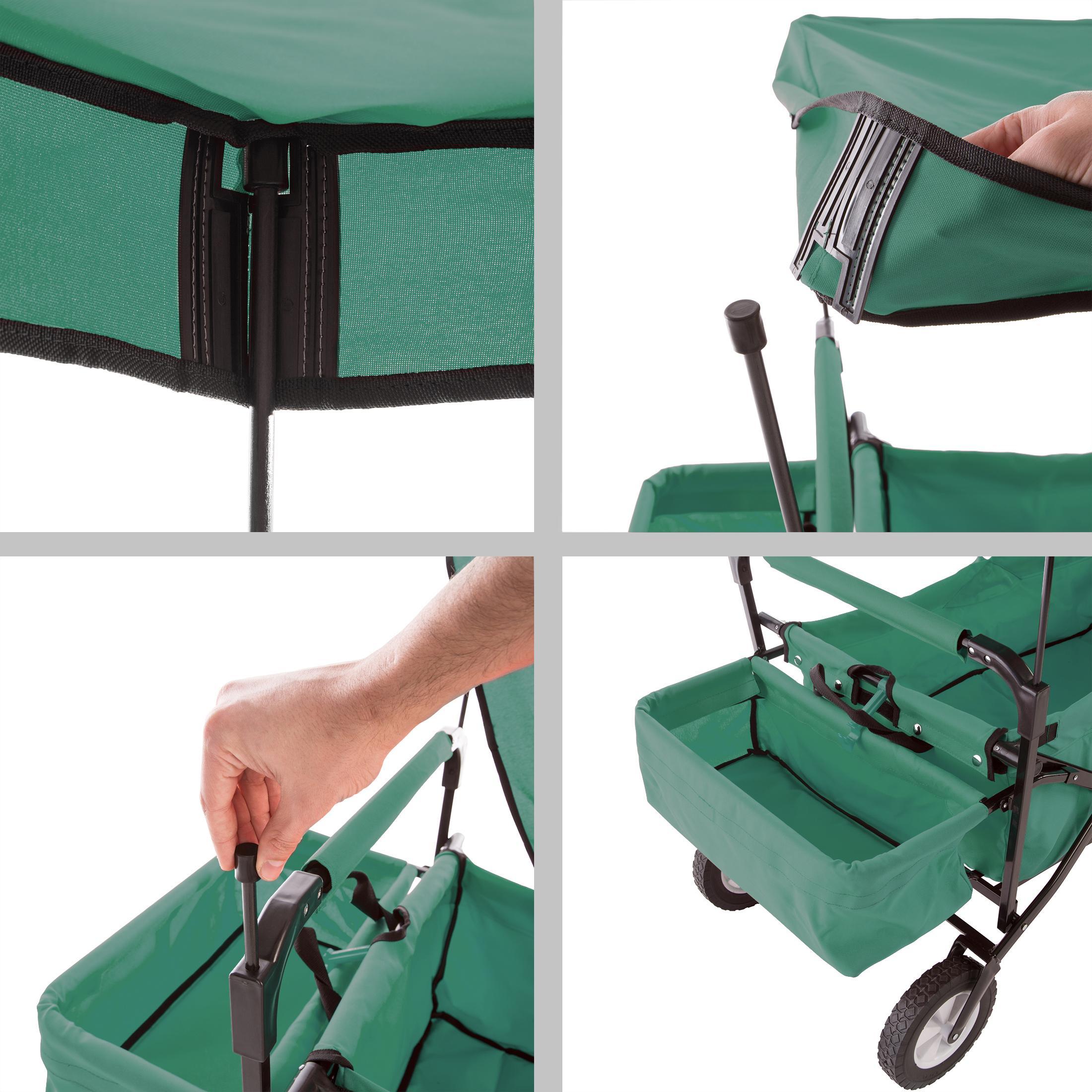 Ultrasport - Carrito Plegable/Carretilla/Carro para Picnic