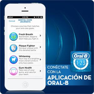 Oral-B Smart Series 4000 Cepillo de Dientes Eléctrico con Tecnología ... 9e0cf542e0ab
