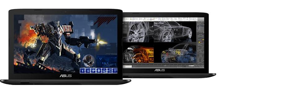 ASUS GL552VW-DM156T - Ordenador portátil de 15.6