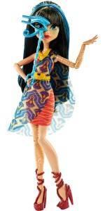 Muñeca Cleo de Nile de Bienvenidos a Monster High