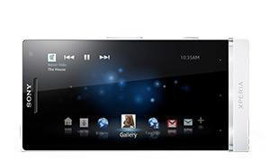 Sony Xperia S - Smartphone libre Android (pantalla 4.3