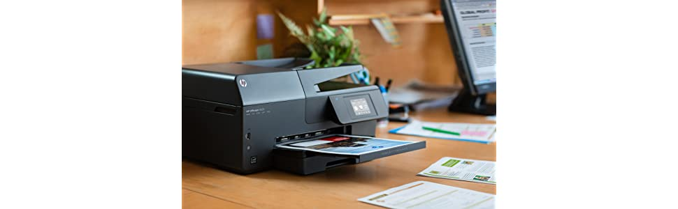 HP Officejet Pro 6830 - Impresora multifunción de tinta: Amazon.es ...