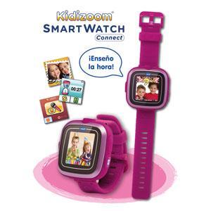 VTech - Smartwatch, Kidizoom, Color Frambuesa (3480-161817)