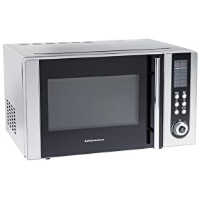 Ultratec MWG500 - Microondas con grill y aire caliente, 800/1200 W ...